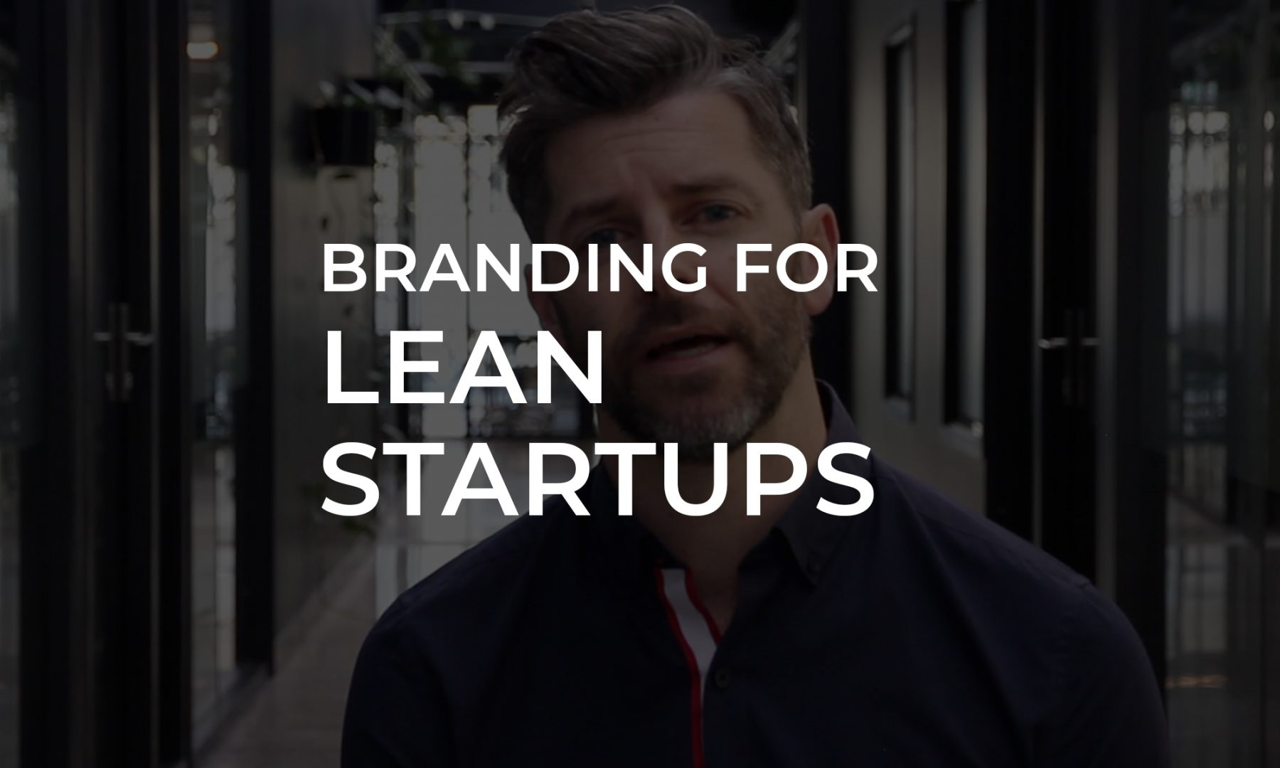 Branding for lean startups