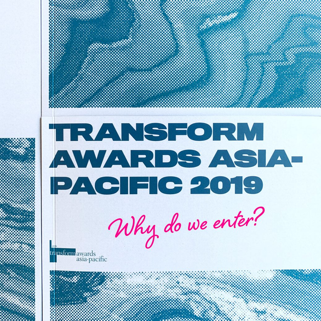 Transform Awards 2019