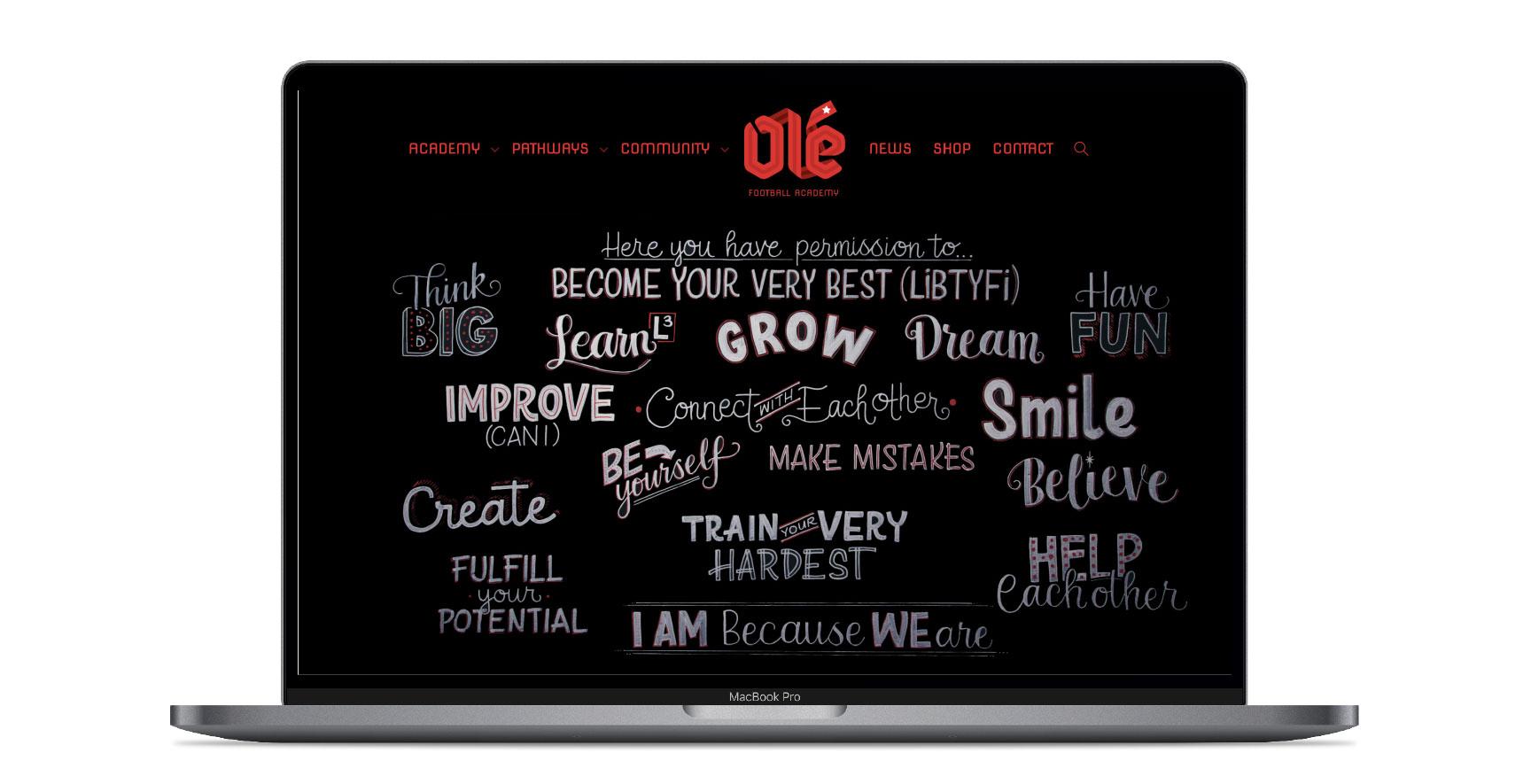 Ole FA _ Branding_new website