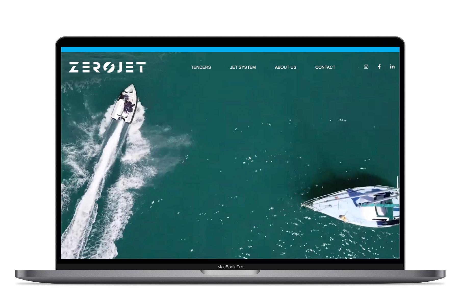 ZeroJet_Website